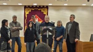 Guanyadors i jurat premi literari Valldoreix 2014