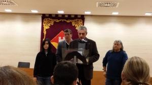 Guanyadors premi literari Valldoreix 2014