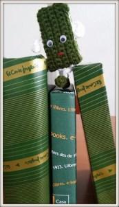 crochet book entre llibres
