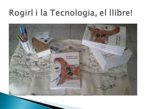 Rogirl i la Tecnologia, el llibre