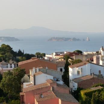 Mirador Begur, Medes