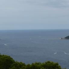 Vista des del far Sant Sebastià