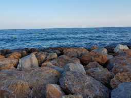 Desde las rocas_Salou-
