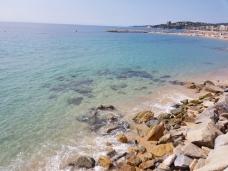 El mar a Sant Antoni de Calonge