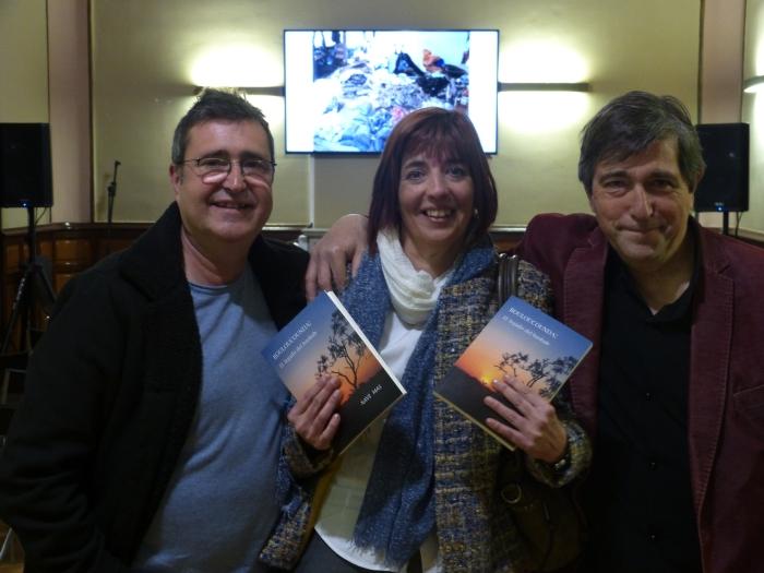 Jordi Peiró, Xavi Mas, Rosa Lopez