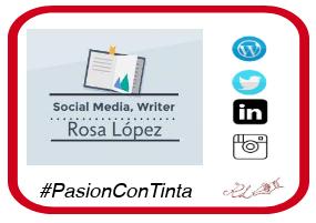 Rosa Lopez_Social Media_Escritora