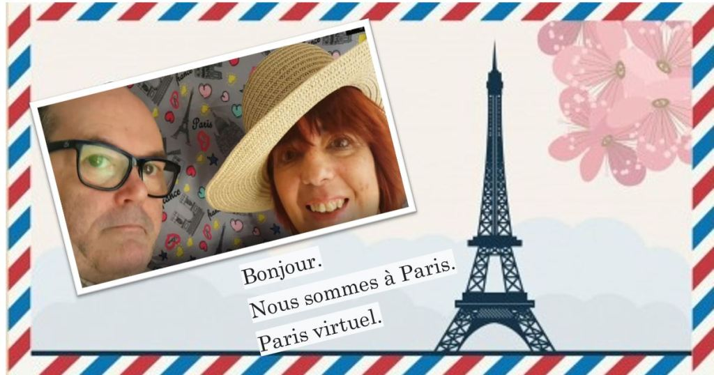 Postal viatge virtual a Paris